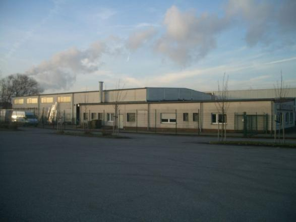 Lager- und Verkaufshalle nebst Büros in 59067 Hamm